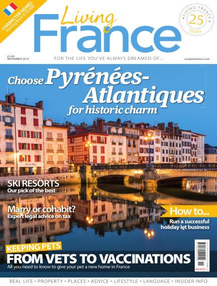 Living France October 21, 2015 00:00