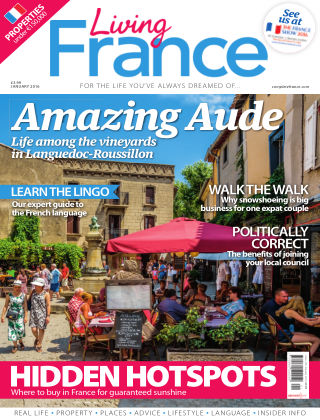 Living France January 2016