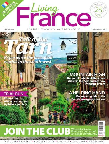 Living France January 20, 2016 00:00