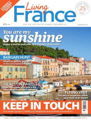 Living France March 2016