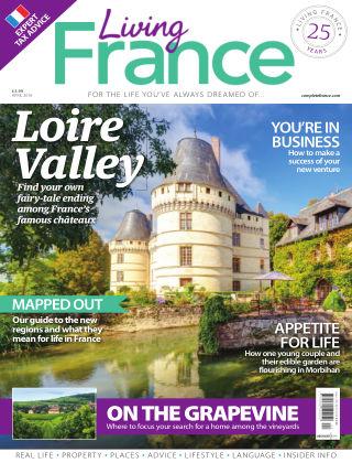 Living France April 2016