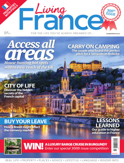 Living France April 13, 2016 00:00