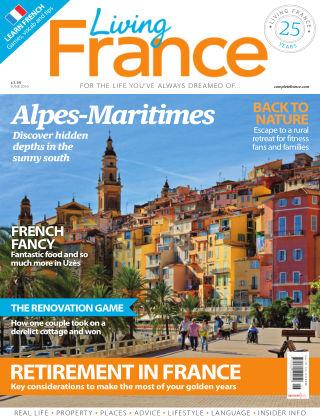 Living France June 2016