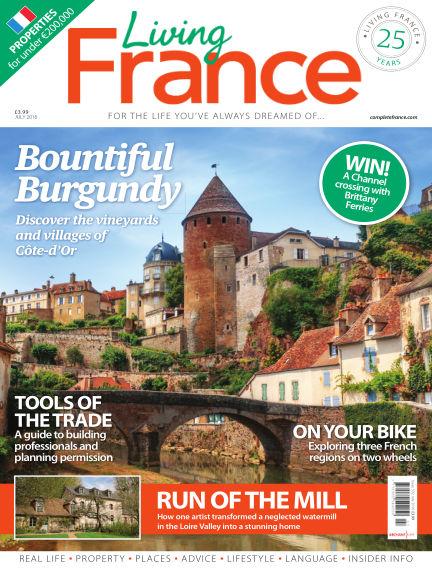 Living France June 08, 2016 00:00