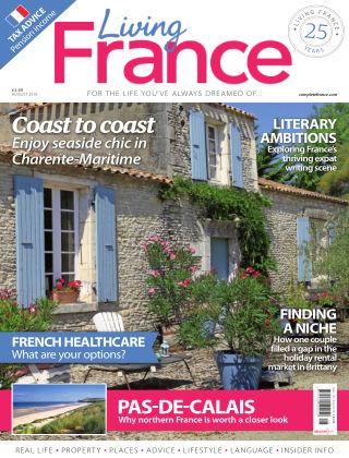 Living France August 2016