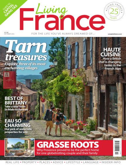 Living France September 28, 2016 00:00
