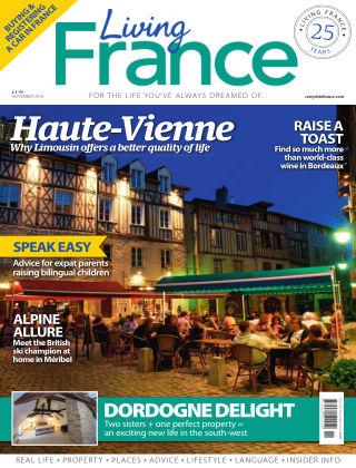 Living France November 2016
