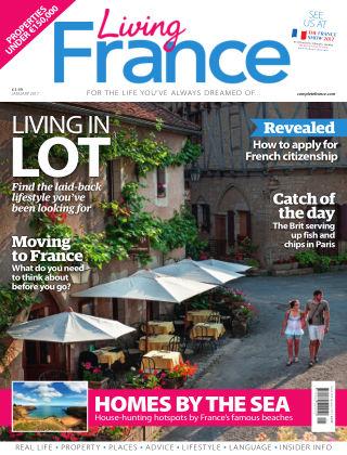 Living France January 2017