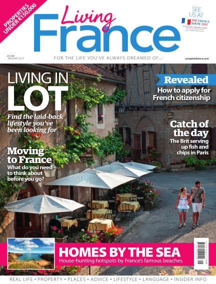 Living France December 21, 2016 00:00