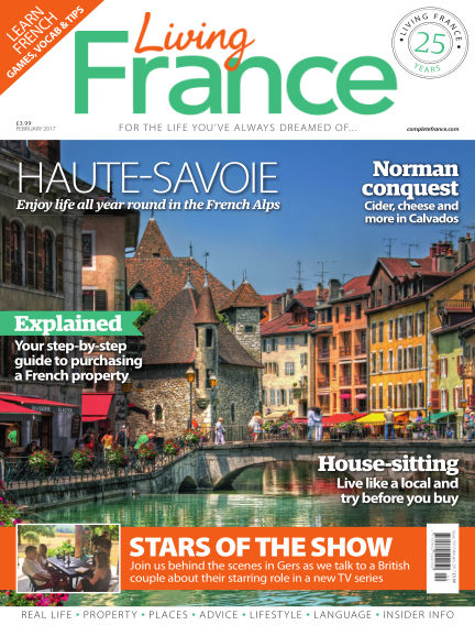 Living France January 18, 2017 00:00