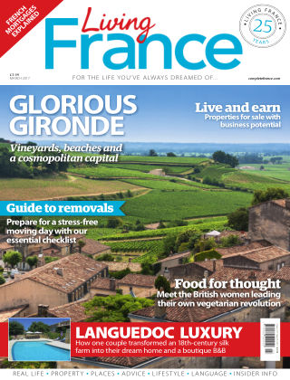Living France March 2017