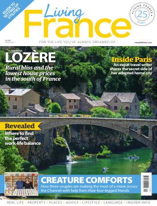Living France April 2017