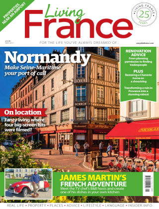 Living France May 2017