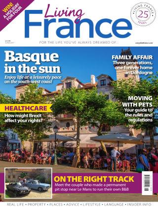 Living France June 2017
