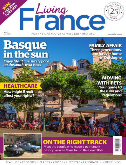 Living France May 10, 2017 00:00