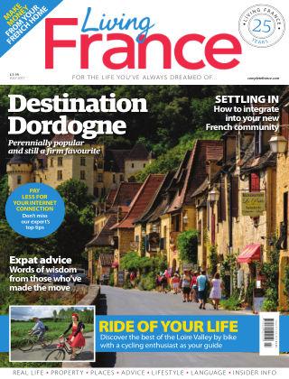 Living France July 2017