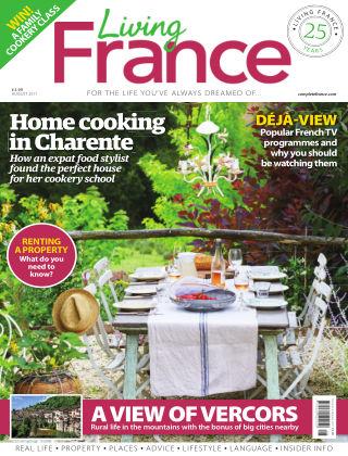 Living France August 2017