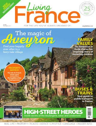 Living France October 2017