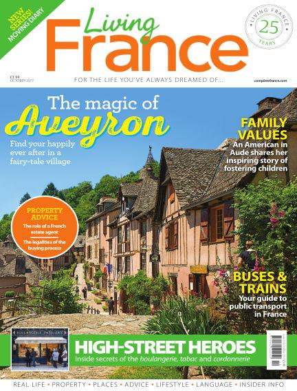 Living France September 27, 2017 00:00