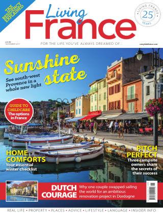 Living France November 2017