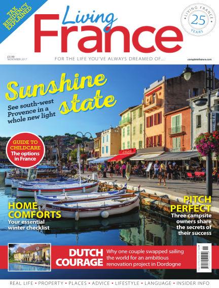 Living France October 25, 2017 00:00