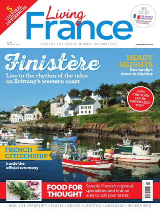 Living France January 2018