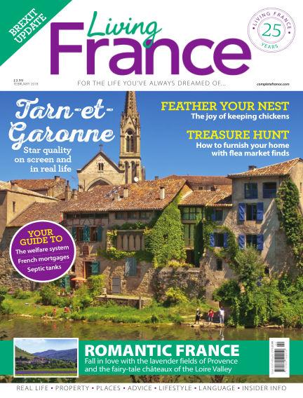 Living France January 17, 2018 00:00