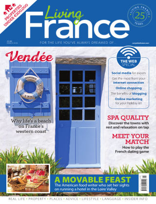 Living France March 2018