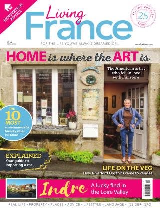Living France April 2018