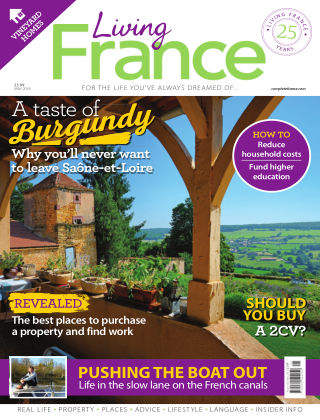 Living France May 2018