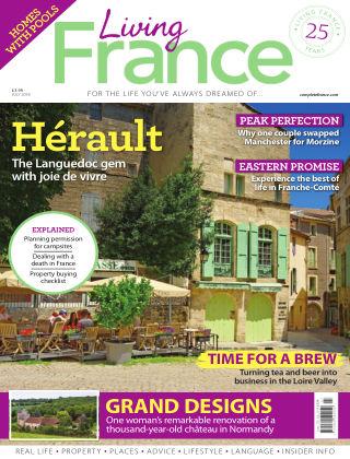 Living France July 2018