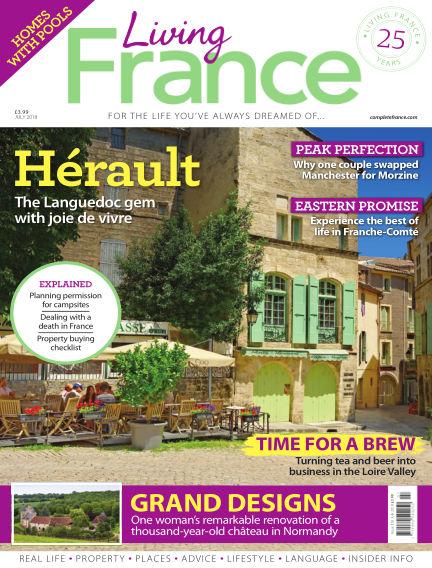 Living France June 06, 2018 00:00