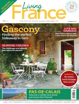 Living France August 2018