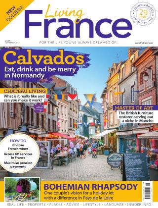 Living France September 2018