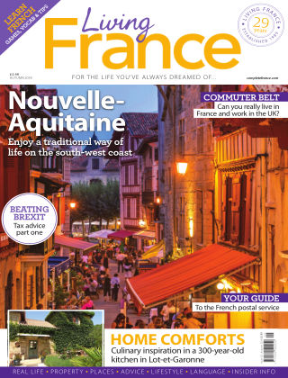 Living France Autumn 2018