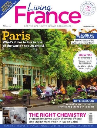 Living France October 2018