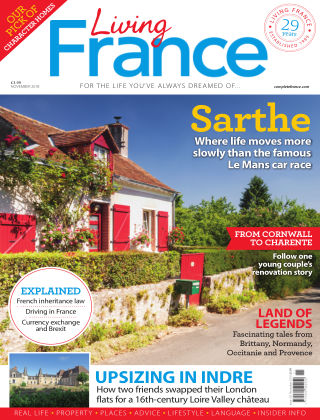 Living France November 2018