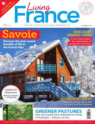 Living France February 2019
