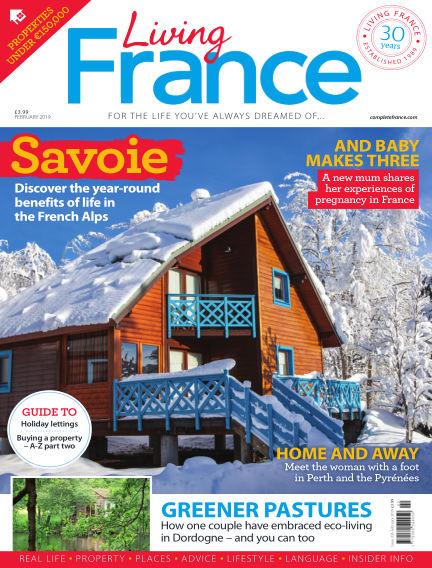 Living France January 16, 2019 00:00