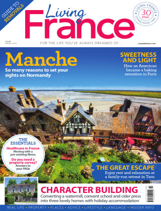 Living France March 2019