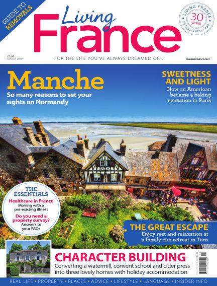 Living France February 13, 2019 00:00