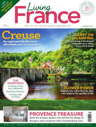 Living France April 2019