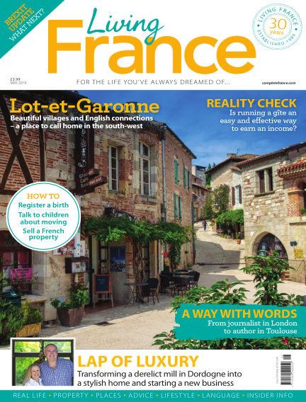 Living France April 11, 2019 00:00