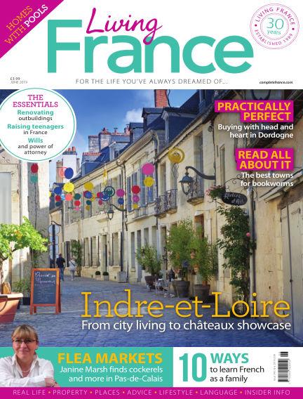 Living France May 08, 2019 00:00