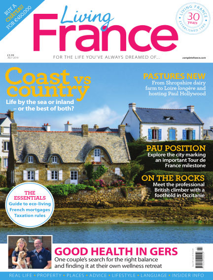 Living France June 05, 2019 00:00
