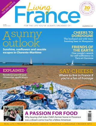 Living France August 2019