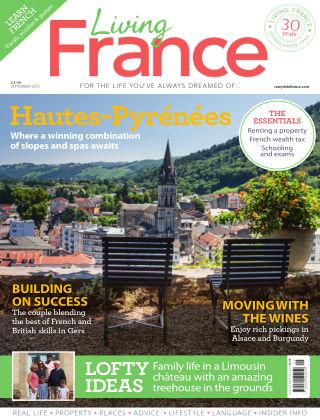 Living France September 2019