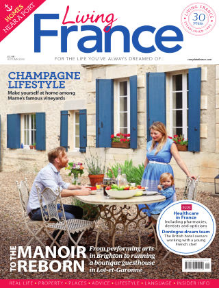 Living France Autumn 2019
