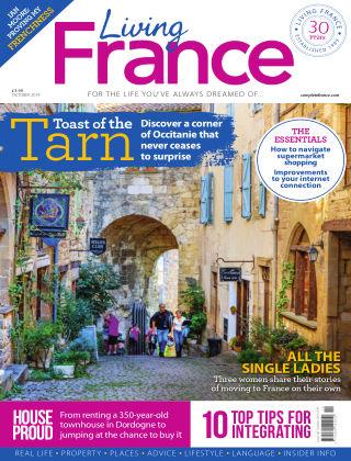 Living France October 2019