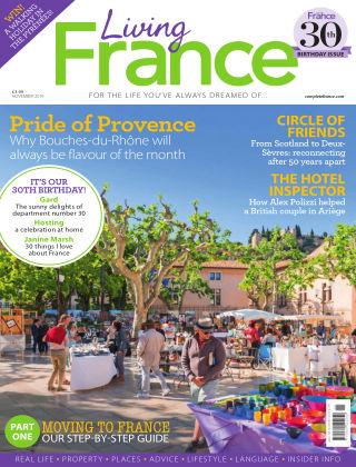 Living France November 2019